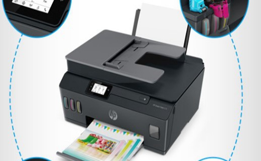惠普EP7158打印机驱动