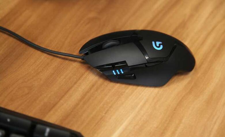 罗技G402鼠标驱动