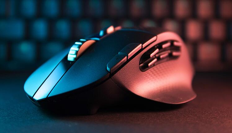 罗技G604鼠标驱动