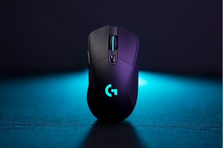 罗技G703鼠标驱动