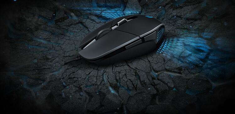 罗技G302鼠标驱动
