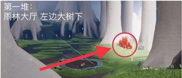 光遇3月28日任务完成攻略,大蜡烛及季节蜡烛位置图文一拉[视频][多图]图片5